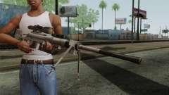 Rifle sniper em chamar de dever MW2
