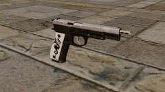 Pistola atualizada CZ75