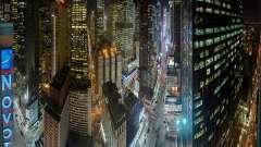 Novas telas de carregamento NY City