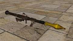 Lançador de granadas de anti-tanque americano RP