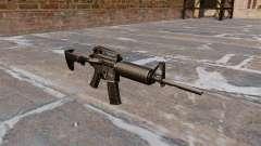 Semi-automático rifle AR-15