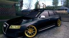 Audi Avant RS6 LowStance para GTA San Andreas