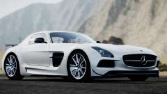 Mercedes-Benz SLS AMG Black Series 2014