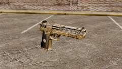 Pistola de águia do deserto de luxo