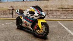 Ducati 848 Martini