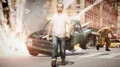 Trevor Fillips from GTA V