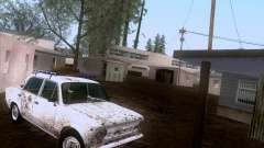 VAZ 21011 Cottage para GTA San Andreas