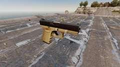 Pistola semi-automática Glock 19 para GTA 4