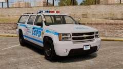 GTA V Declasse Police Ranger 3500PE [ELS]
