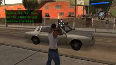 C-HUD by Tom para GTA San Andreas
