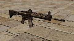 O fuzil de assalto de LR-300