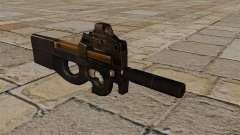 Nova pistola-metralhadora P90