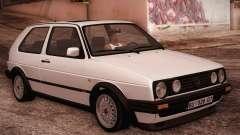 Volkswagen Golf Mk2 GTI para GTA San Andreas