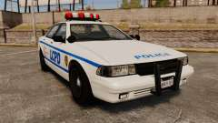 GTA V Police Vapid Cruiser LCPD