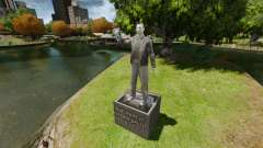 Estátua de Claude Aids para GTA 4