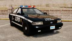 GTA V Vapid Police Cruiser [ELS]