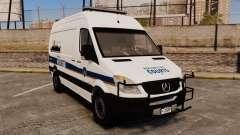 Mercedes-Benz Sprinter 2500 Prisoner Transport