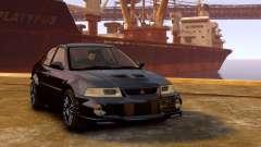 Mitsubishi Lancer Evolution VI GSR 1999