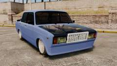 LADA 2107 Time Attack Racer para GTA 4