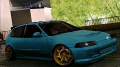 Honda Civic EG6 Tube Frame para GTA San Andreas