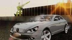 Mercedes-Benz CLS500 para GTA San Andreas