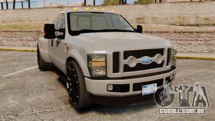Ford F-350 Pitbull v2.0 para GTA 4