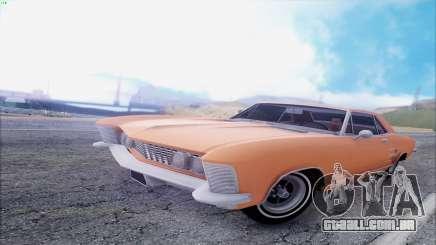 Buick Riviera 1963 para GTA San Andreas