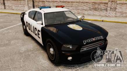 GTA V Buffalo Police para GTA 4