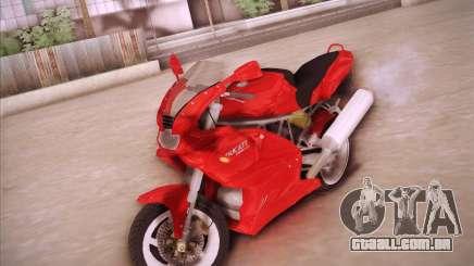 Ducati Supersport 1000 DS para GTA San Andreas