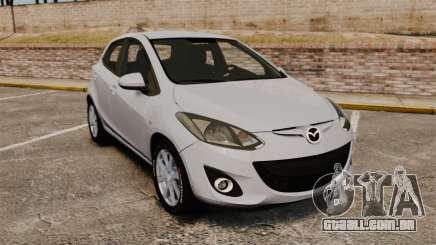 Mazda 2 para GTA 4