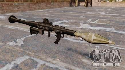 Lançador de granadas anti-tanque Airtronic USA21 para GTA 4