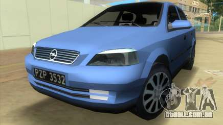 Opel Astra 4door 1.6 TDi Sedan para GTA Vice City