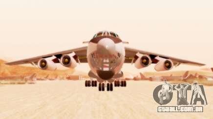 Il-76td v 2.0 para GTA San Andreas