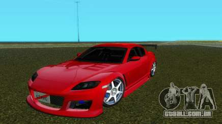 Mazda RX8 Type 1 para GTA Vice City