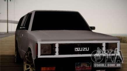 Isuzu KB para GTA San Andreas