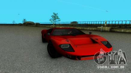 Ford GT40 MkI 1965 para GTA Vice City