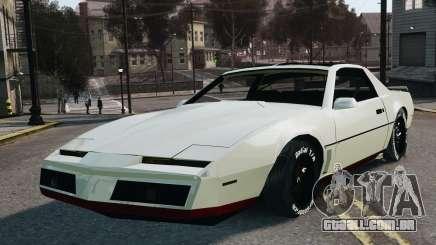 Pontiac Trans Am 1982 Beta v0.1 para GTA 4