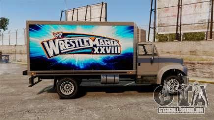 Estrelas do wrestling no Yankee para GTA 4