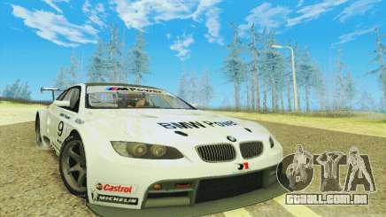 BMW M3 GT2 E92 ALMS para GTA San Andreas