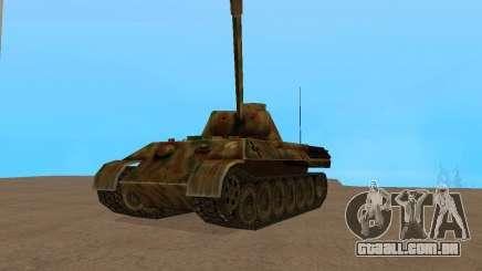 pz.kpfw v Panther para GTA San Andreas