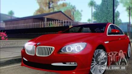 BMW 6 Gran Coupe v1.0 para GTA San Andreas