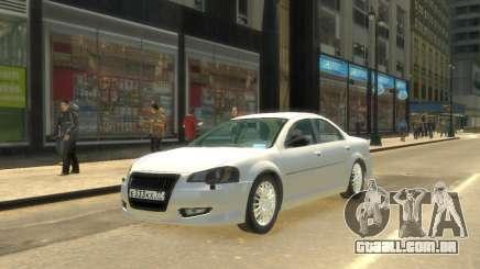 GAZ Volga Sajber para GTA 4