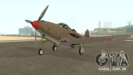 Aircobra P-39N para GTA San Andreas