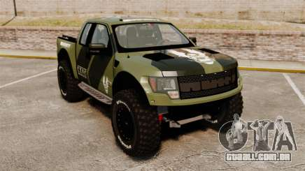 Ford F150 SVT 2011 Raptor Baja [EPM] para GTA 4