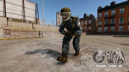 Comando francês GIGN para GTA 4