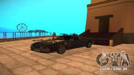 Cheetah Zomby Apocalypse para GTA San Andreas