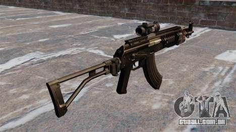 Kalashnikov AK-47 Sopmod para GTA 4 segundo screenshot
