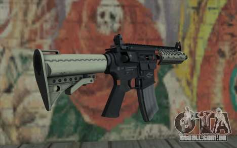 VLTOR SBR 5.56 no Sight para GTA San Andreas segunda tela