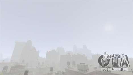 Tempo Austrália para GTA 4 quinto tela