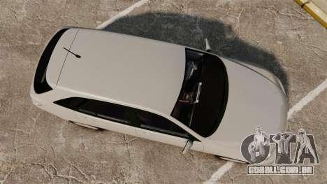Toyota Altezza Gita para GTA 4 vista direita